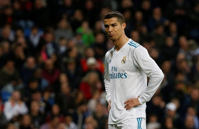 Ban than ly giai nguyen nhan noi buon cua Ronaldo hinh anh 1