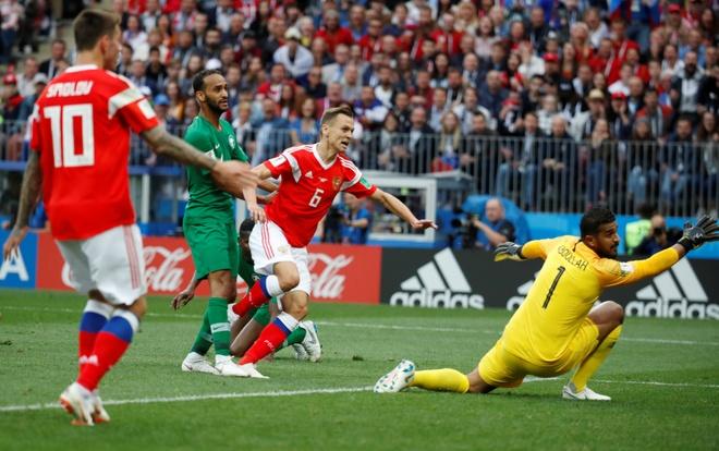 'Kep phu' thang hoa giup Nga di vao lich su World Cup hinh anh 1