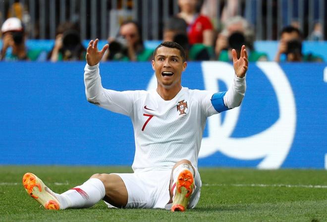 Ronaldo toa sang, Bo Dao Nha nhoc nhan vuot ai Morocco hinh anh 34