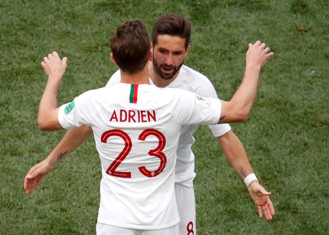 Ronaldo toa sang, Bo Dao Nha nhoc nhan vuot ai Morocco hinh anh 35
