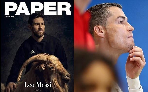 Ronaldo tiep tuc gui thong diep den Messi bang viec de rau? hinh anh 5