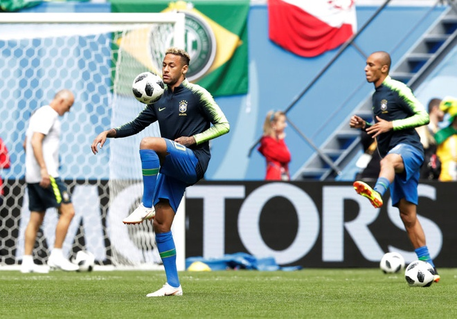 Bung no phut bu gio, Brazil tien Costa Rica roi World Cup hinh anh 12