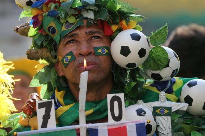 Bung no phut bu gio, Brazil tien Costa Rica roi World Cup hinh anh 28