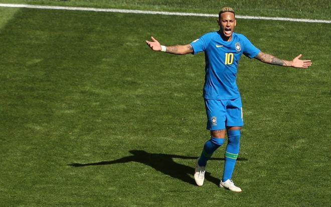 Bung no phut bu gio, Brazil tien Costa Rica roi World Cup hinh anh 27