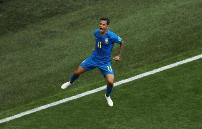 Bung no phut bu gio, Brazil tien Costa Rica roi World Cup hinh anh 40