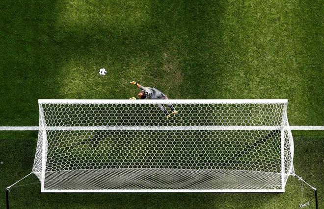Bung no phut bu gio, Brazil tien Costa Rica roi World Cup hinh anh 32