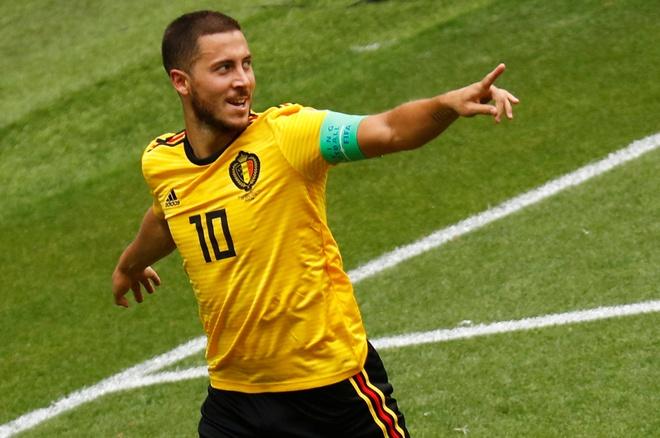 Hazard lam nen su kien chua xuat hien trong lich su World Cup hinh anh