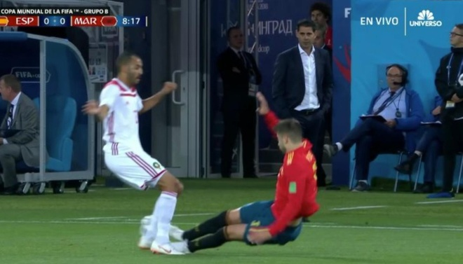 Sao Morocco chui VAR la 'rac ruoi' anh 4