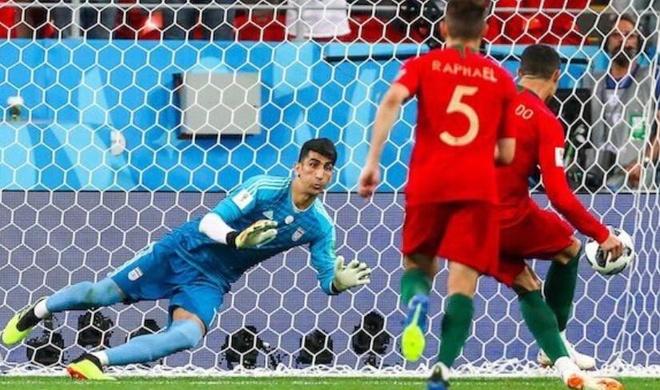 Thu mon khuat phuc Ronaldo so huu cu nem bong dai nhat the gioi hinh anh 1