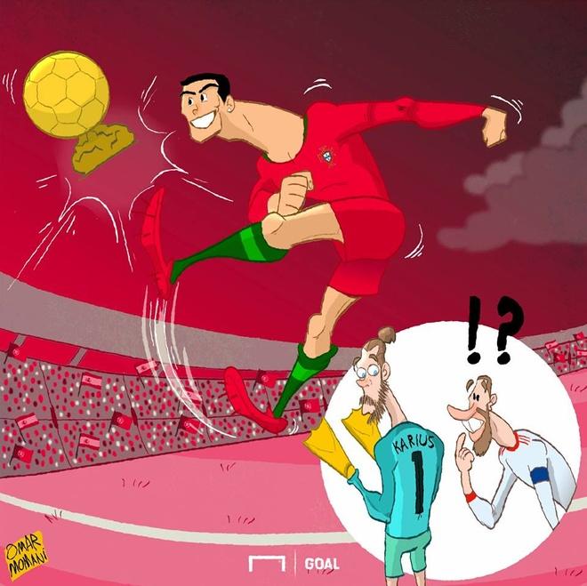 Ronaldo, Neymar lam gi trong ngay World Cup tam nghi? hinh anh 13