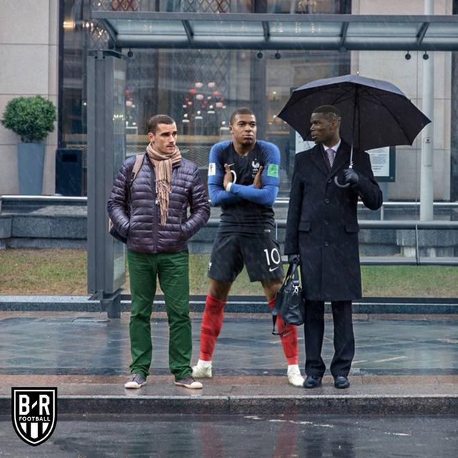 Ronaldo, Neymar lam gi trong ngay World Cup tam nghi? hinh anh 5