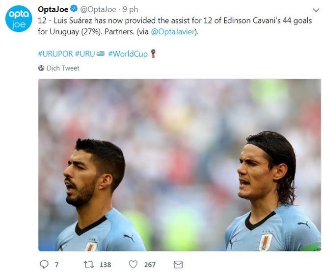 Thua Uruguay, Ronaldo theo chan Messi roi World Cup hinh anh 22