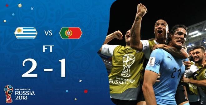 Thua Uruguay, Ronaldo theo chan Messi roi World Cup hinh anh 38