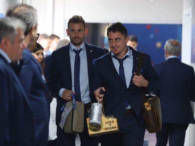 Thua Uruguay, Ronaldo theo chan Messi roi World Cup hinh anh 6