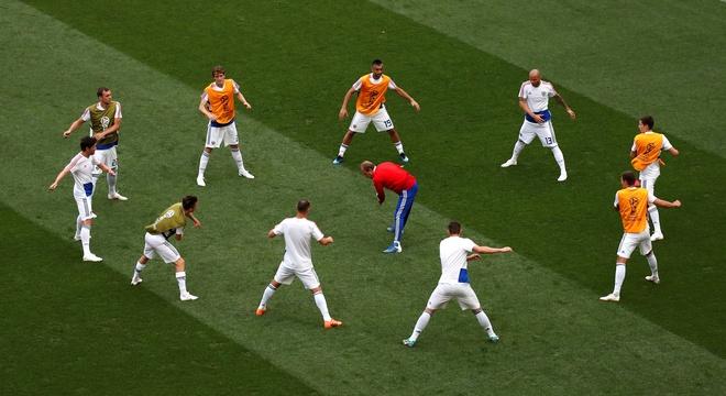 Tay Ban Nha 1-1 Nga (pen 3-4): 'La Roja' cui dau roi World Cup hinh anh 8