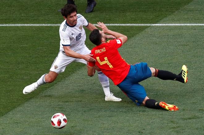 Tay Ban Nha 1-1 Nga (pen 3-4): 'La Roja' cui dau roi World Cup hinh anh 19