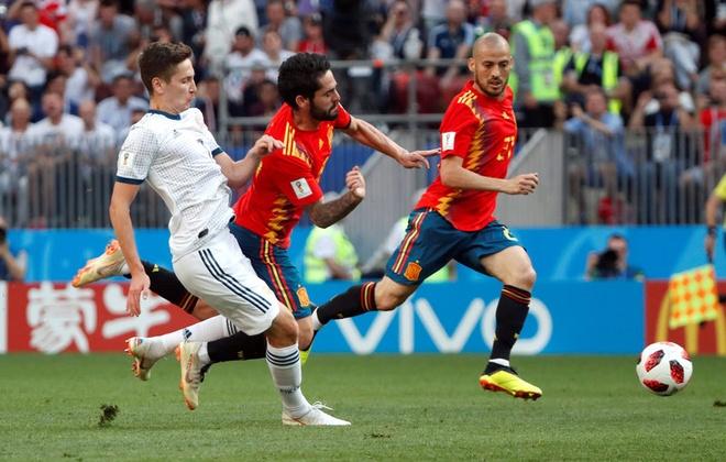 Tay Ban Nha 1-1 Nga (pen 3-4): 'La Roja' cui dau roi World Cup hinh anh 24