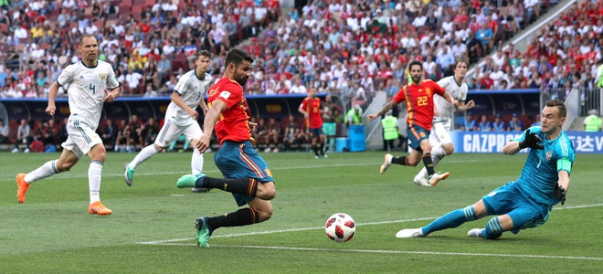 Tay Ban Nha 1-1 Nga (pen 3-4): 'La Roja' cui dau roi World Cup hinh anh 28