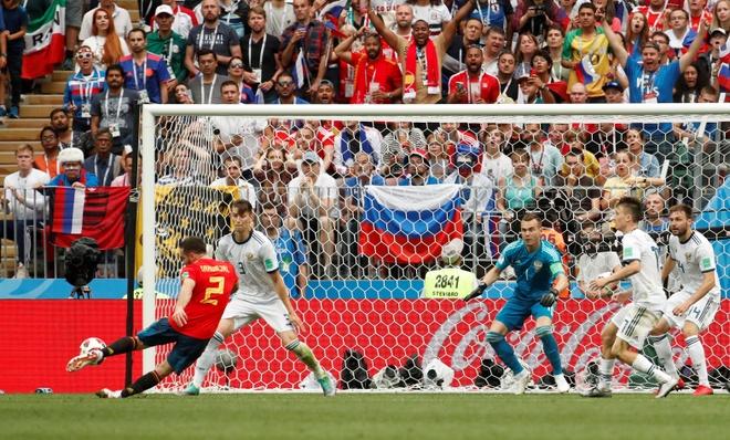 Tay Ban Nha 1-1 Nga (pen 3-4): 'La Roja' cui dau roi World Cup hinh anh 47