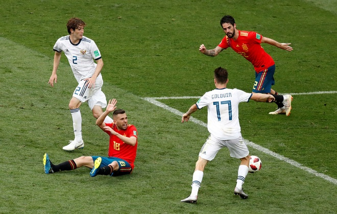Tay Ban Nha 1-1 Nga (pen 3-4): 'La Roja' cui dau roi World Cup hinh anh 44