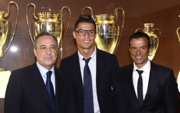 Trieu tap khan 'sieu co' Mendes, Real san sang ban Ronaldo? hinh anh