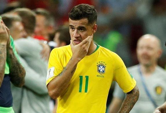 Cham diem Brazil 1-2 Bi: Coutinho khong the giai nguy cho Selecao hinh anh