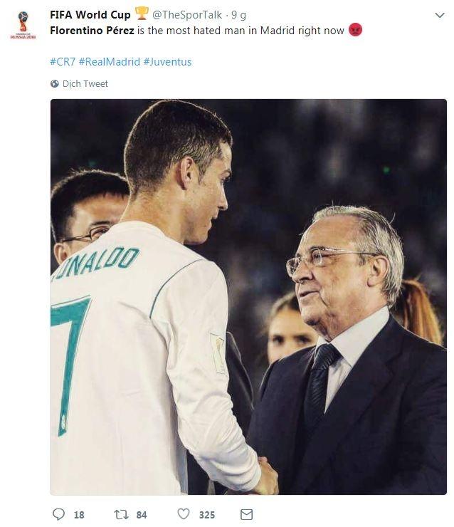 CDV phan khich vi Perez ban Ronaldo voi gia hoi hinh anh 7