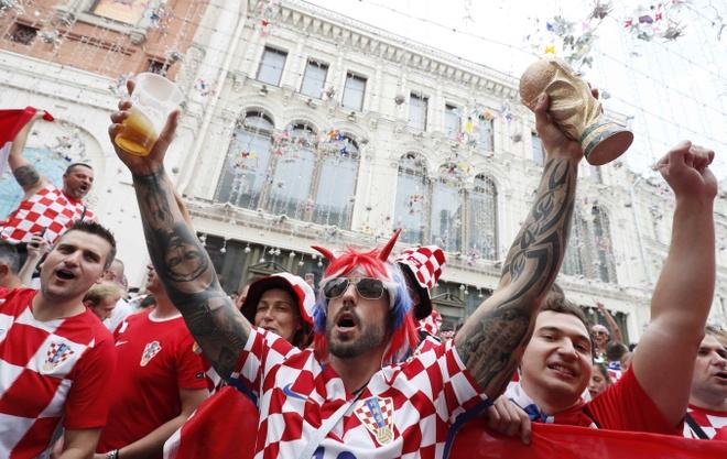 Ha Croatia, 'The he vang' dua tuyen Phap len dinh the gioi sau 20 nam hinh anh 8