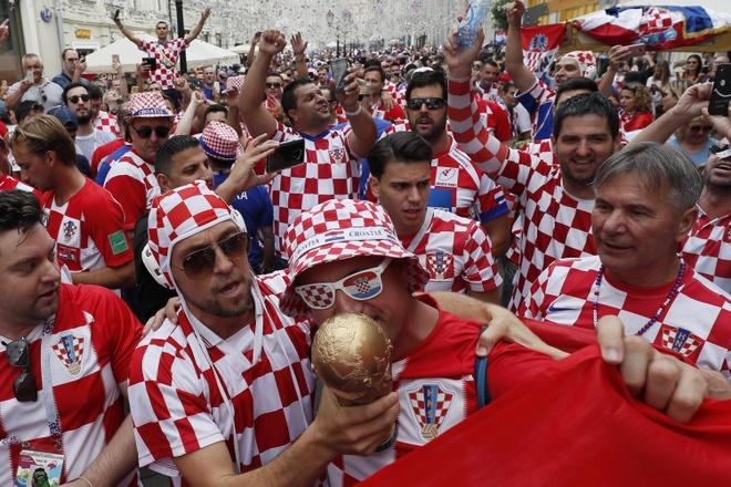 Ha Croatia, 'The he vang' dua tuyen Phap len dinh the gioi sau 20 nam hinh anh 9