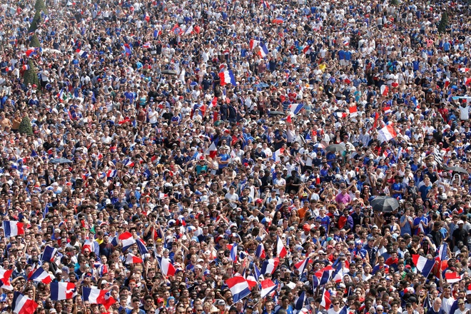 Ha Croatia, 'The he vang' dua tuyen Phap len dinh the gioi sau 20 nam hinh anh 14