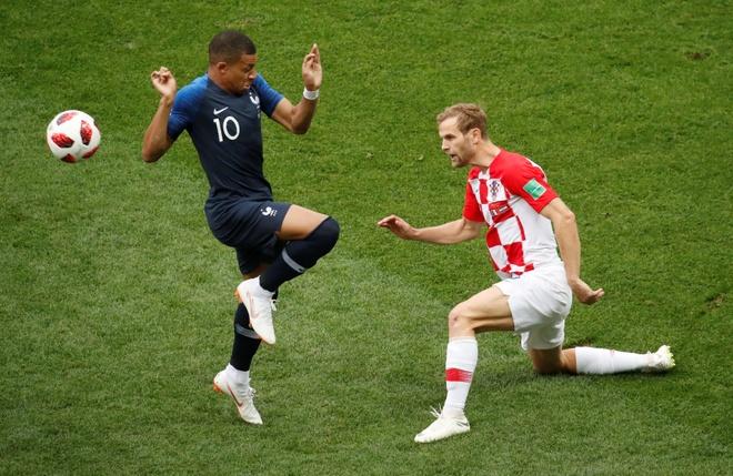Ha Croatia, 'The he vang' dua tuyen Phap len dinh the gioi sau 20 nam hinh anh 45