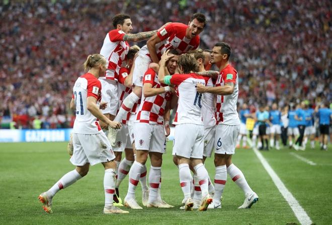 Ha Croatia, 'The he vang' dua tuyen Phap len dinh the gioi sau 20 nam hinh anh 52