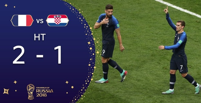 Ha Croatia, 'The he vang' dua tuyen Phap len dinh the gioi sau 20 nam hinh anh 57