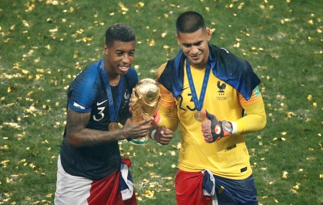Thu mon PSG vo dich World Cup nhung chua bat phut nao cho tuyen Phap hinh anh 1