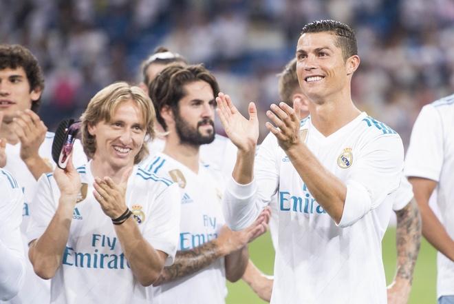 Gat Ronaldo, CDV chon Luka Modric gianh 'The Best' hinh anh 1