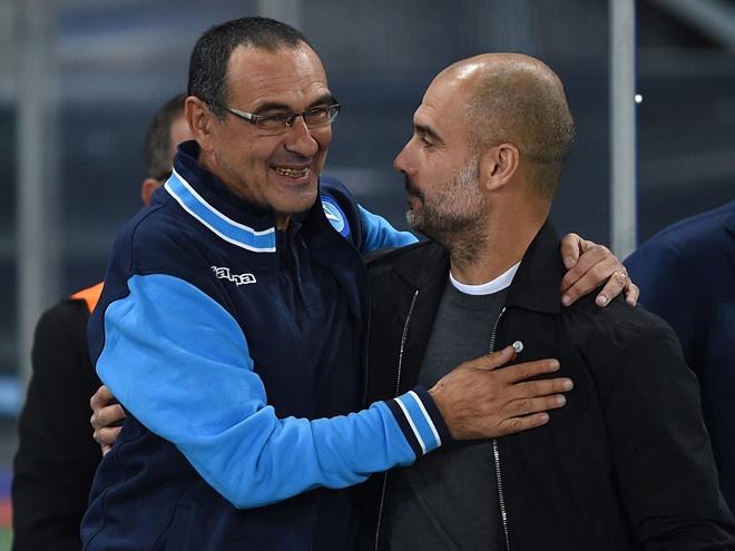 Aguero lap cu dup, Man City ha Chelsea de gianh sieu cup Anh hinh anh 3