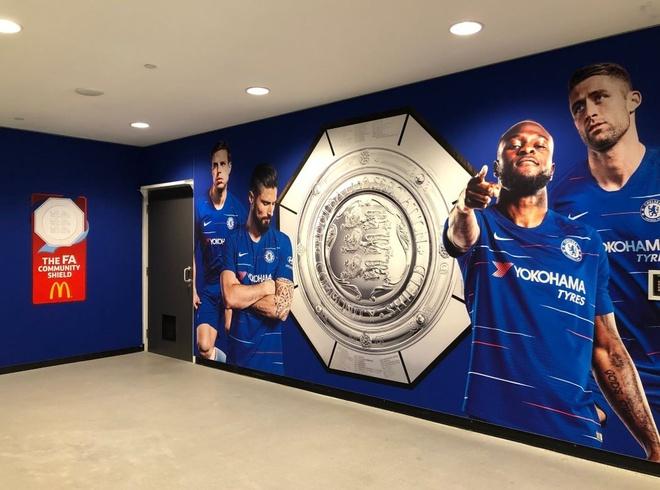 Aguero lap cu dup, Man City ha Chelsea de gianh sieu cup Anh hinh anh 15