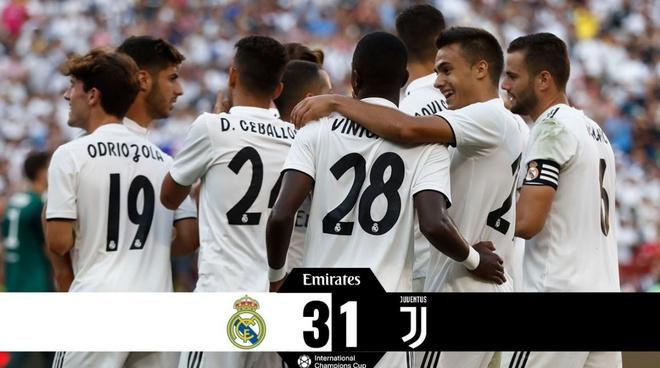 Real Madrid vs Juventus anh 17