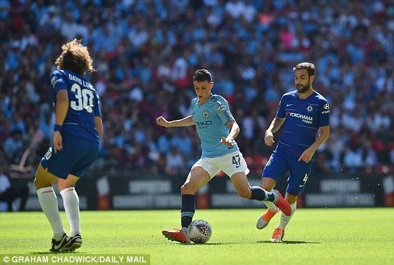 Aguero lap cu dup, Man City ha Chelsea de gianh sieu cup Anh hinh anh 28