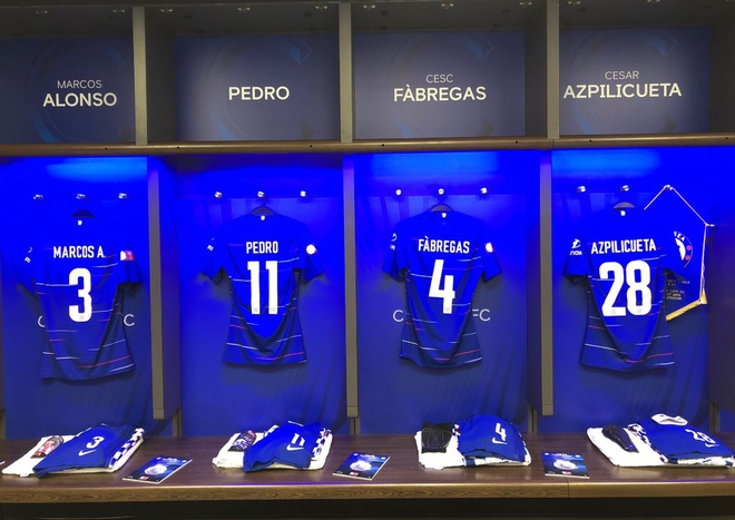 Aguero lap cu dup, Man City ha Chelsea de gianh sieu cup Anh hinh anh 16