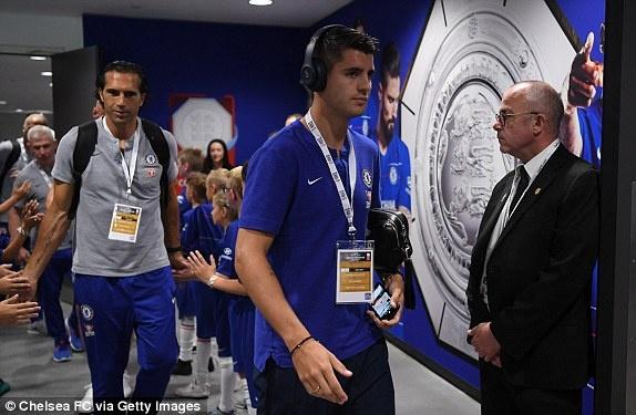 Aguero lap cu dup, Man City ha Chelsea de gianh sieu cup Anh hinh anh 12