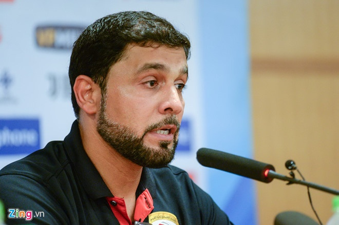 U23 Oman 1-1 U23 Palestine: Tien ve nhan the do ngay sau khi ghi ban hinh anh 2