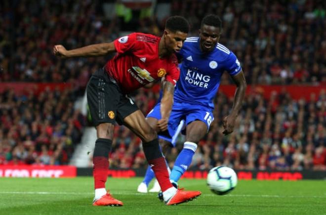 Cham diem MU 2-1 Leicester: Thu quan Pogba gay an tuong manh hinh anh 10