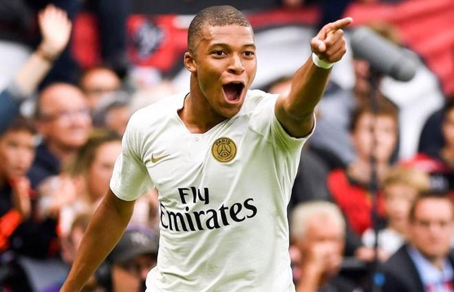 Lap cu dup, Mbappe lam lu mo Neymar o tran thang cua PSG hinh anh