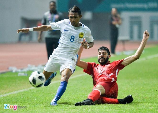 Olympic Viet Nam gap Olympic Bahrain o vong 16 doi ASIAD hinh anh 1
