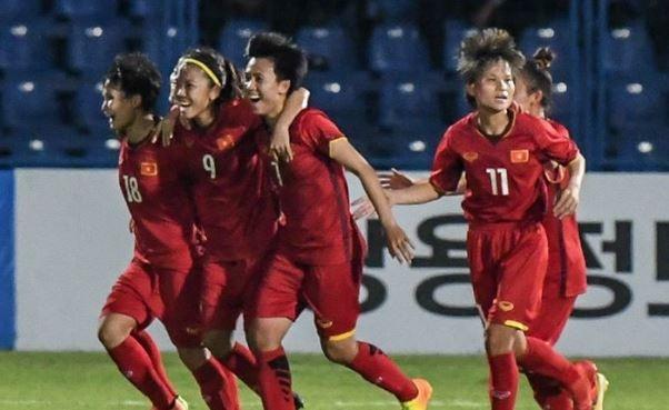 Thua Nhat Ban 0-7, DT nu Viet Nam co the doi dau Dai Loan o tu ket hinh anh