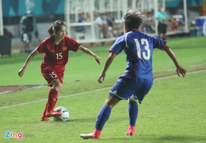 DT nu Viet Nam vs DT nu Dai Loan anh 5