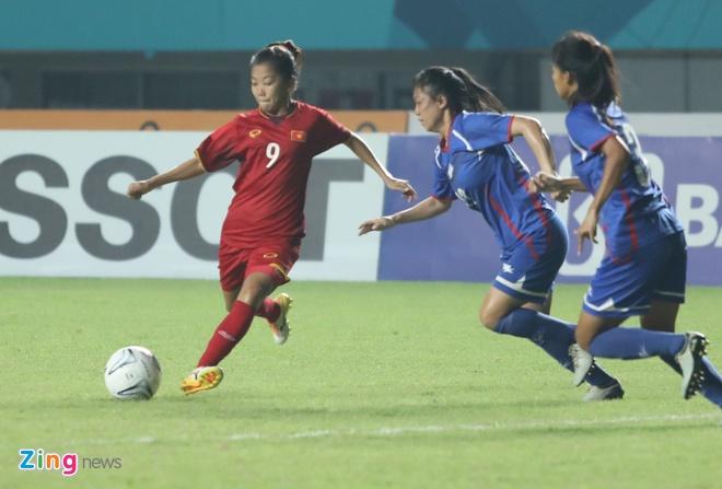DT nu Viet Nam vs DT nu Dai Loan anh 3