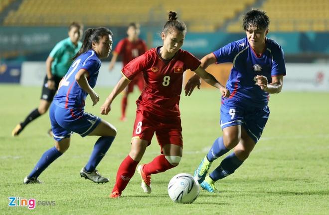 DT nu Viet Nam vs DT nu Dai Loan anh 6