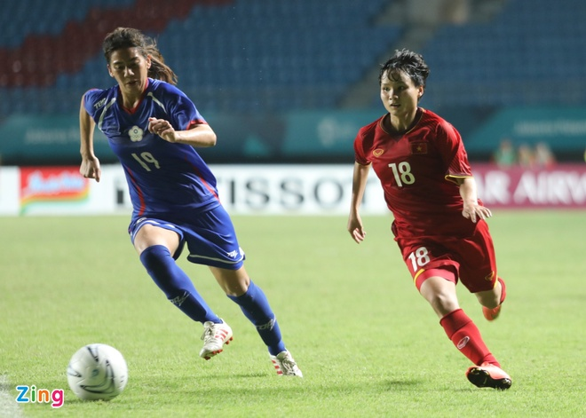 DT nu Viet Nam vs DT nu Dai Loan anh 7